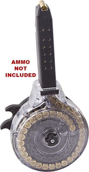 Glock 22 23 Drum Magazine 40 S&W 50rd MAG NEW $69.99