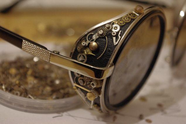 DIY: Steampunk Goggles | cosas cuquis | Pinterest | Oakley ...