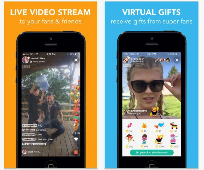 Live Video Streaming App 'Live.ly' Reaches #1 Spot in App Store - https://www.aivanet.com/2016/06/live-video-streaming-app-live-ly-reaches-1-spot-in-app-store/