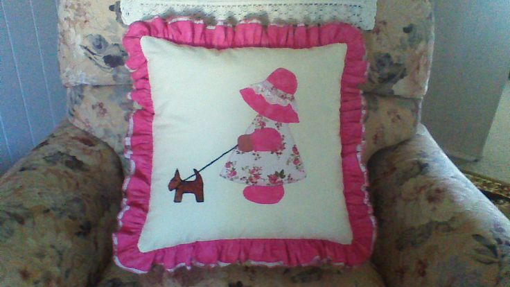Sunbonnet Sue for Stacey