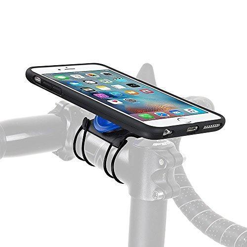 Oferta: 51.29€. Comprar Ofertas de Quad Lock QLK-BKE-I6PLUS - Kit para bicicleta para iPhone 6 Plus, color negro barato. ¡Mira las ofertas!
