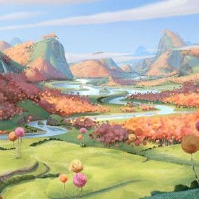 the art of the lorax character design - Google Search