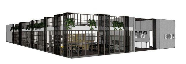Eurocucina 2014 - Milano - Rendering stand   Scavolini Kitchens & Living   #salonedelmobile2014 #milanodesignweek