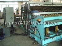 Automatic Vertical Type Multi Points Refrigerator Mesh Welding Machine - China