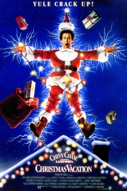 Day 2: My favorite holiday movie! National Lampoon's Christmas Vacation!