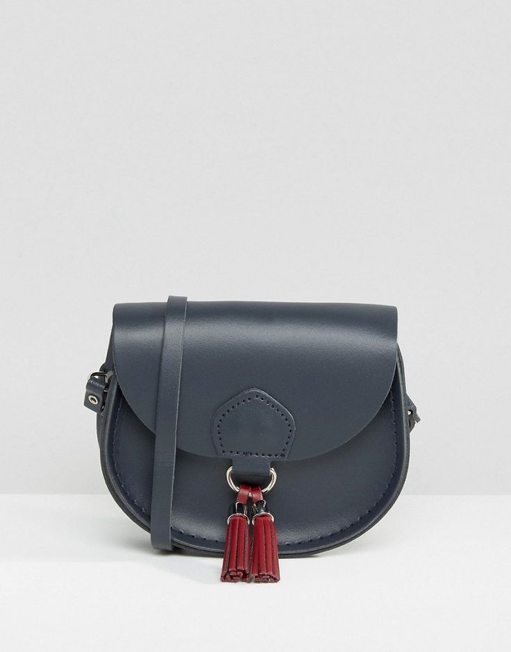 Image 1 of The Cambridge Satchel Company Mini Tassel Bag