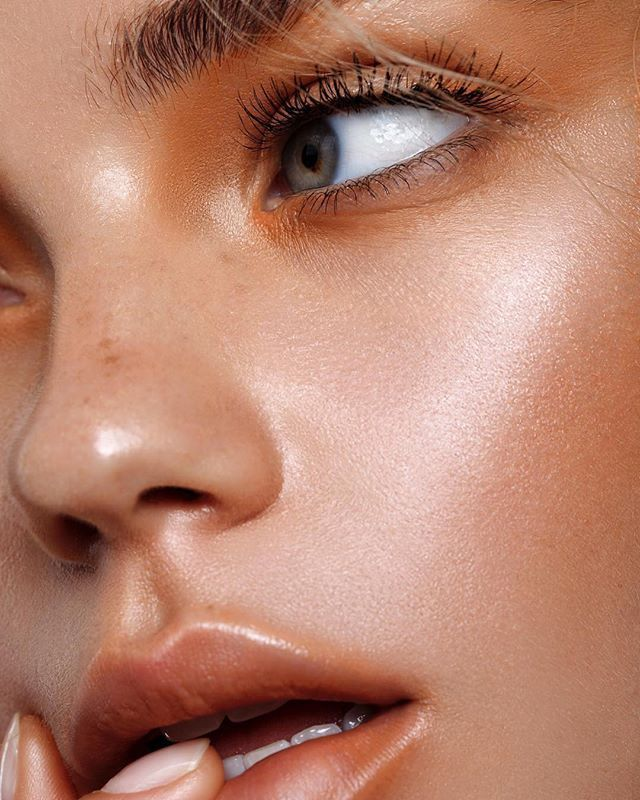 10 More Facts About Your Skin Skincity Blog Glowing Makeup Glossy Makeup Pinterest Makeup