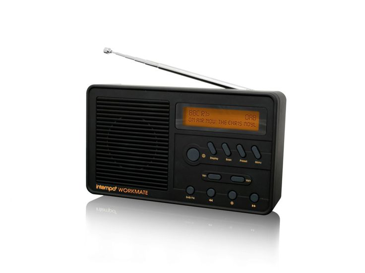 Intempo launches WorkMate portable DAB | The portable DAB radio is booming right now, with leading manufacturer, Intempo, announcing its latest portable DAB/FM 'WorkMate' radio. Buying advice from the leading technology site