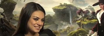 Mila Kunis Participates In The Best Interview Ever