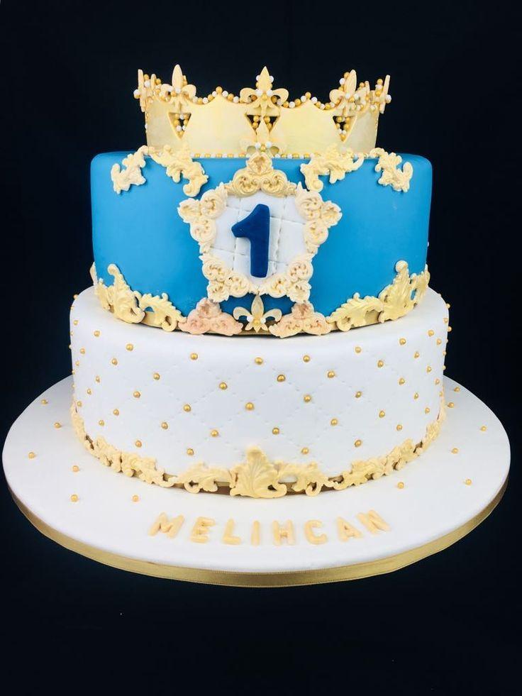 Geburtstagstorte Zum 1 Geburtstag Prinzessin Kindergeburtstag Geburtstagstorte Geburtstagskuch Geburtstagstorte Bunte Torte Motivtorten Ohne Fondant