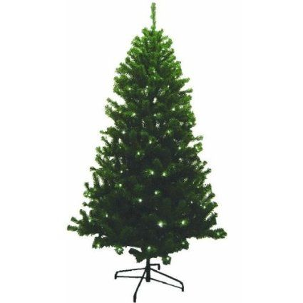 Six Foot Artificial Christmas Tree