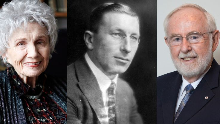 Arthur B. McDonald latest Canadian Nobel Prize winner: Physicist joins author Alice Munro, Frederick Banting on list of Canadian Nobel laureates (CBC News Undated Posted 06 October 2015)