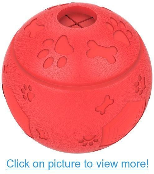 Kong Stuff A Ball Treat Dispensing Dog Toy Size Large Red