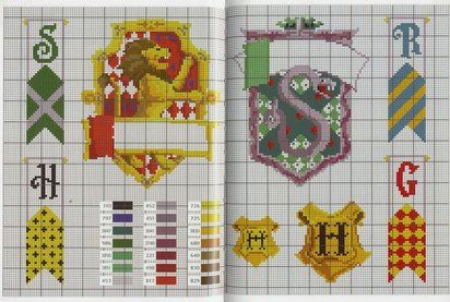 Cross stitch patterns?! I must look into this at once!
