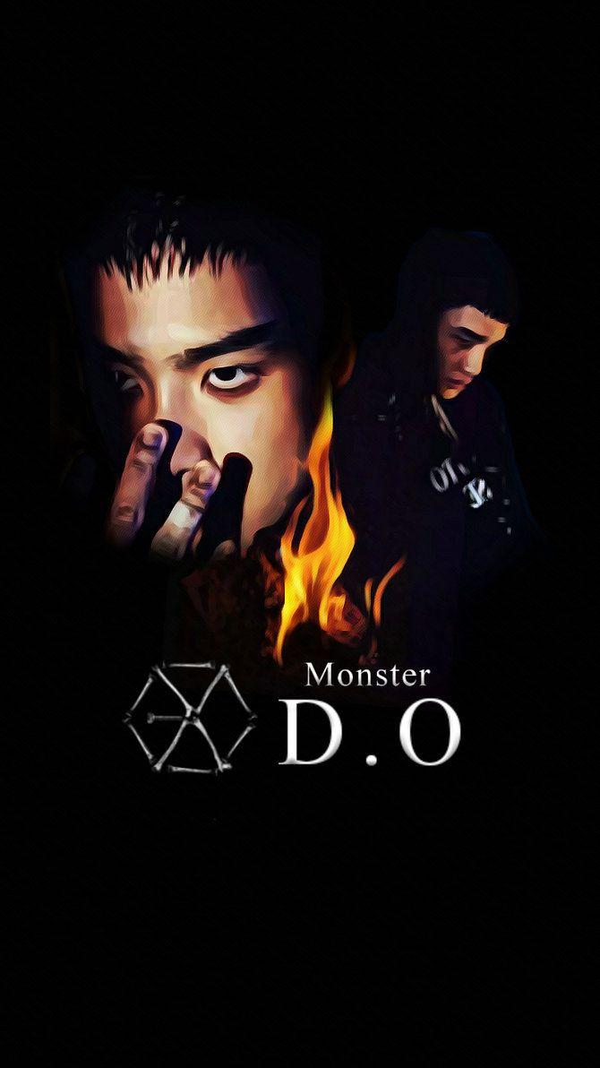 exo monster wallpaper - Google Search