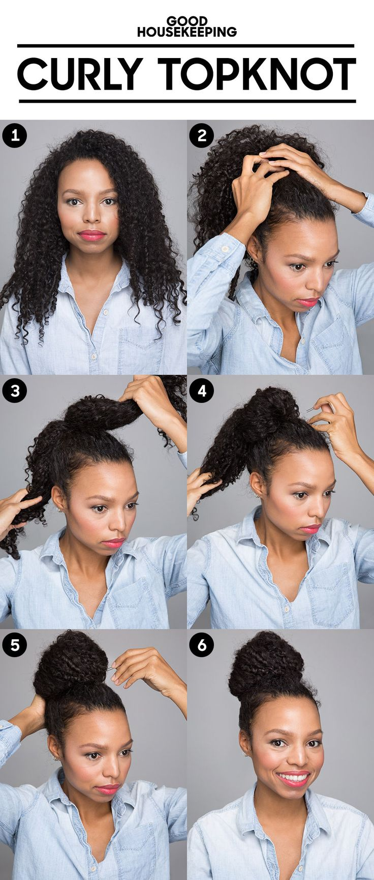 "We're obsessed with ""victory curls."""