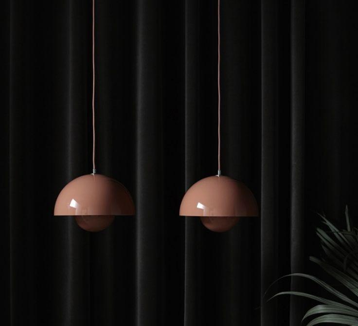 Flowerpot vp1 verne panton andtradition 20704301 luminaire lighting design signed 28750 product