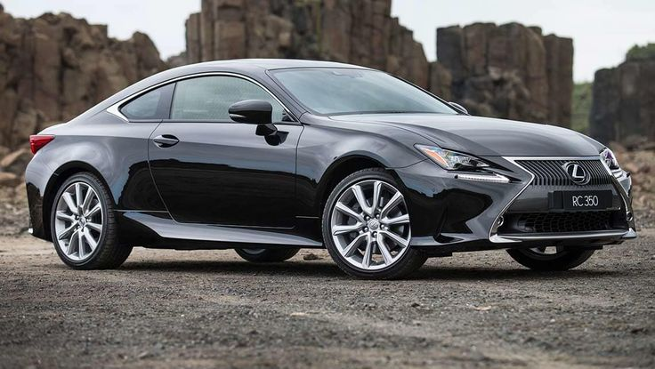 The History and Evolution of the Lexus RC Lexus ls