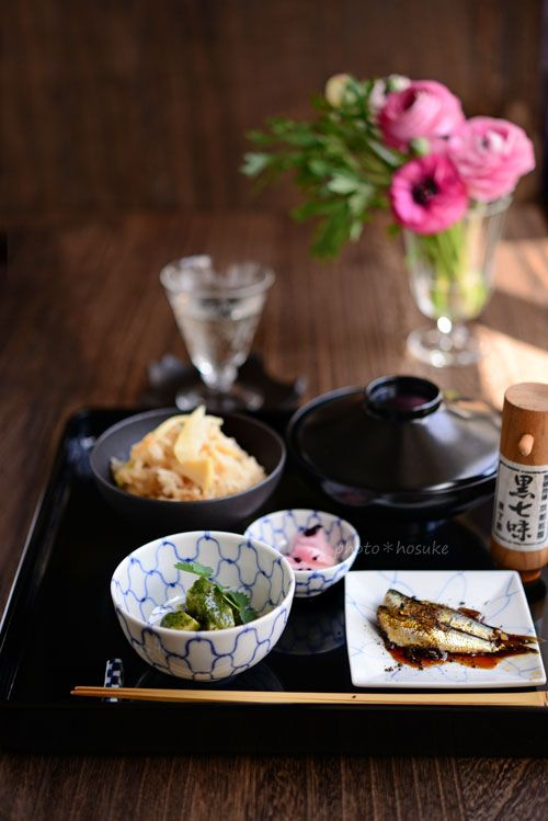 花ヲツマミニ 「ボジョレーヌーボーに合うお料理まとめ*2015」