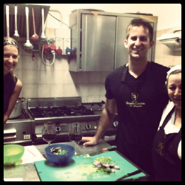 If you come visit us in #Tuscany you'll learn to #cook #Italian #food! #cooking classes #torciano #wienry