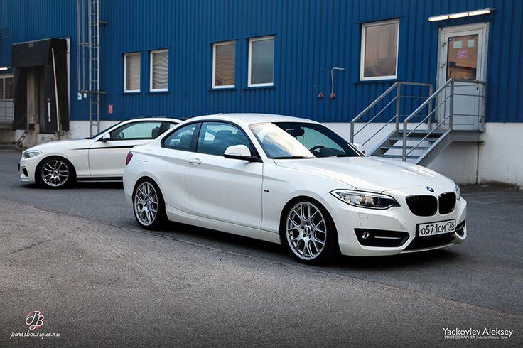 Диски WORK Emotion CR Kiwami BBS CH-R BMW 2