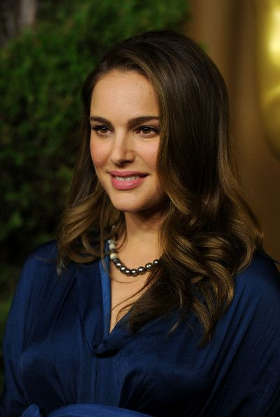 Natalie Portman Photos: 83rd Academy Awards Nominations Luncheon - Arrivals