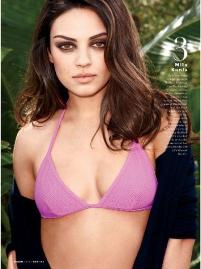 Mila Kunis Hot Wallpaper Mila