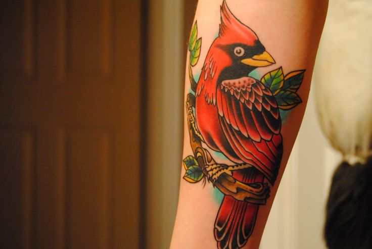 58 best cardinal Tattoos images on Pinterest | Animal ...