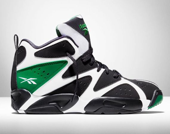 Reebok has decided to release one of the most historically popular shoes in  the history of basketball footwear -- the Reebok Classic Kamikaze I OG.