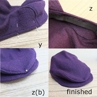 Flat Cap Instruction