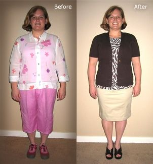 dress style hourglass figure before and after