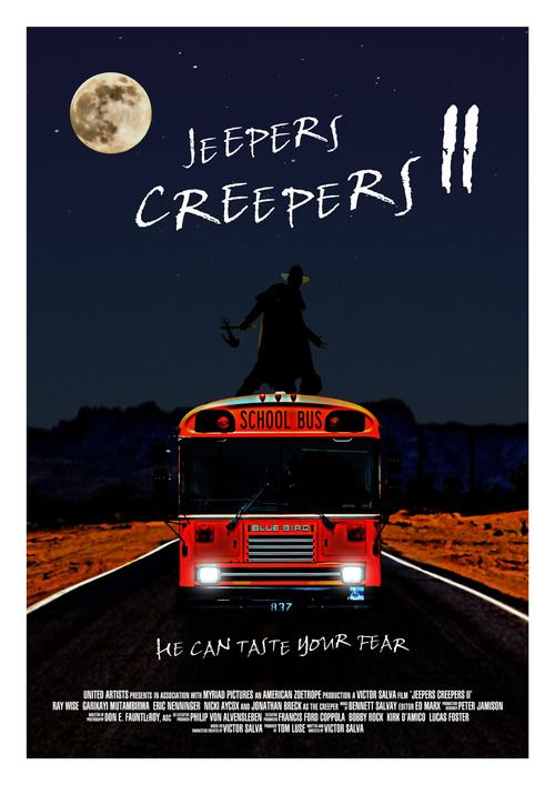 Jeepers Creepers II by Ferenc Konya #movies #posters #horror