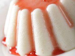 Gâteau de semoule au micro-ondes : Recettes chics au micro-ondes   FemmesPlus