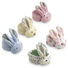 Boo Boo Bunnies - ALWAYS have one on my diaper cakes