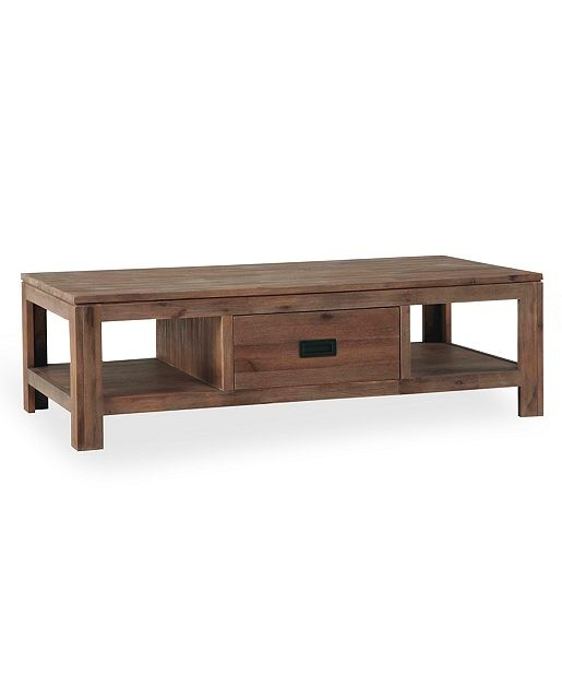 Macy s quot champagne table quot coffee table
