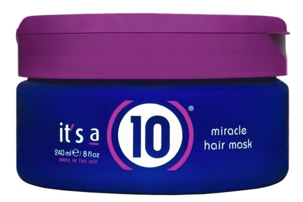 It's a 10 Miracle Hair Mask!   LOVE this!  Put my Pureology aside after using it for three years.  This stuff is amazing!