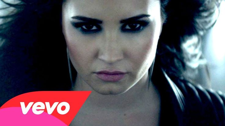 Dude... THIS IS MY SONG!!!! I LOVE DEMI!! I LOVE THE MUSIC VIDEO!! The lyrics feel like me. And I look like demi ((According to my friends cause I wear black sometimes))