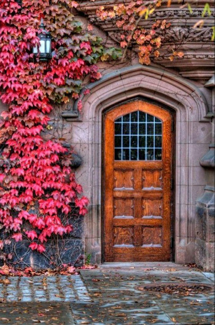 Las 25 mejores ideas sobre ventanas antiguas pintadas en - Puertas para casa ...