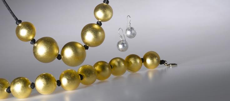 Precious ball collection by ZSISKA