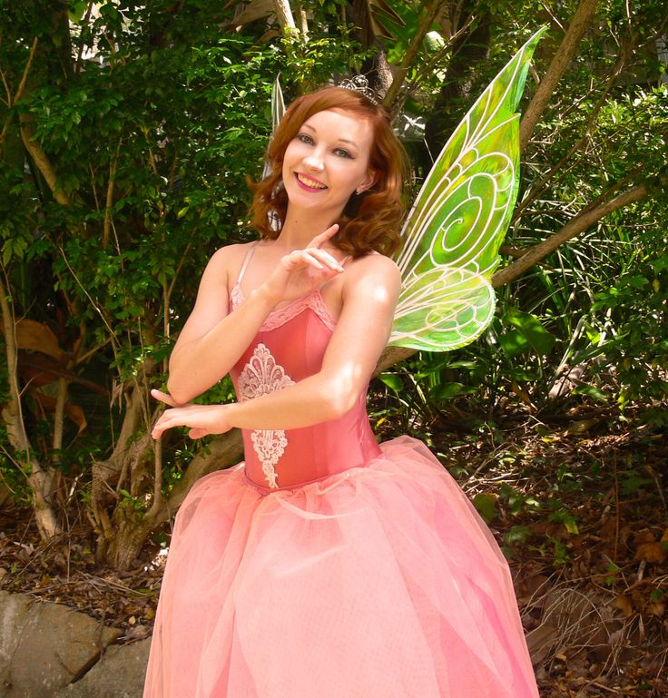 This Sugar Plum fairy loves bringing her fairy games to birthday parties in Sydney!