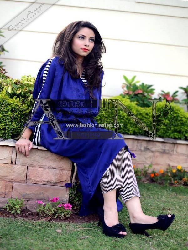 Anum & Noor Summer Collection 2013 for Women 008