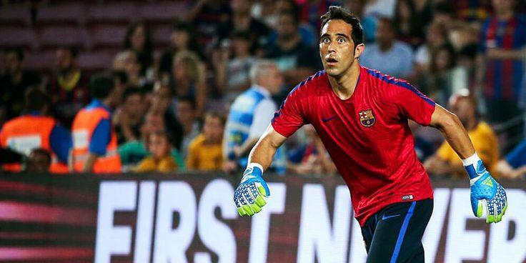 Barcelona Konfirmasi Bravo Jadi Kiper Manchester City