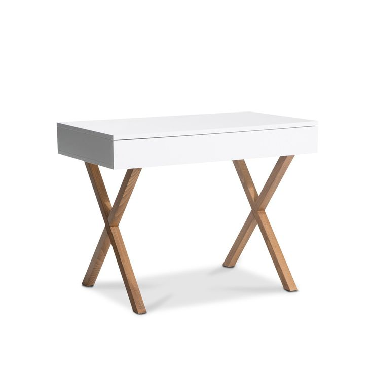 Schreibtisch weiß  Die besten 25+ Schreibtisch weiss Ideen auf Pinterest | Weiße ...