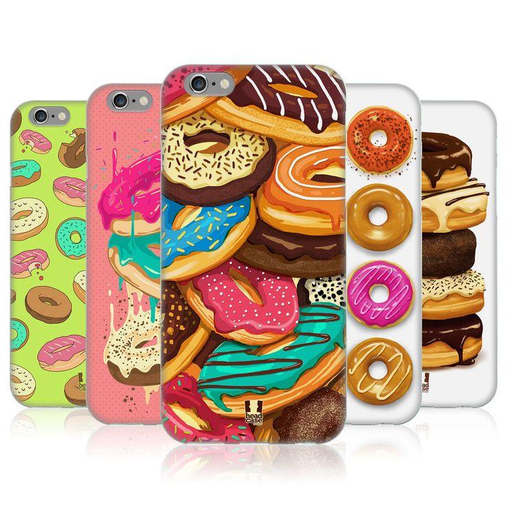 HEAD CASE DOUGHNUTS SILICONE GEL CASE FOR APPLE iPHONE 6 4.7 in Handys & Kommunikation, Handy- & PDA-Zubehör, Taschen & Schutzhüllen | eBay