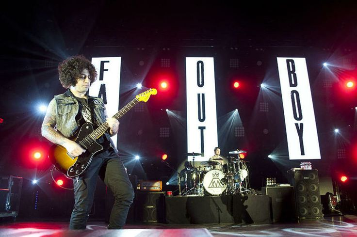 Fall Out Boy Upcoming Shows — Live Nation