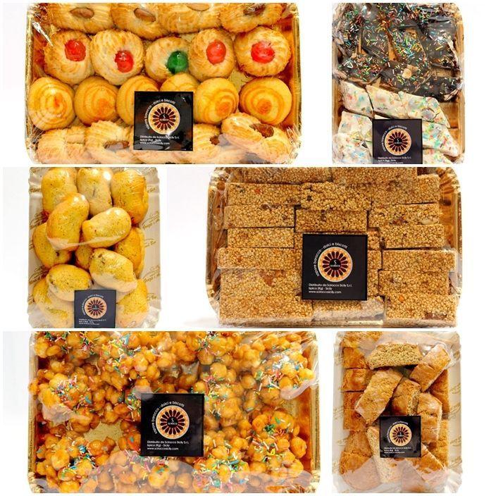 Biscotti artigianali di Sicilia Scirocco Sicily prodotti tipici siciliani