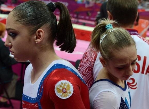 [CRÓNICA] Cisnes del Lago Krugloye: ¿Por qué lloran las gimnastas rusas? http://deporvida.pe/?p=1341