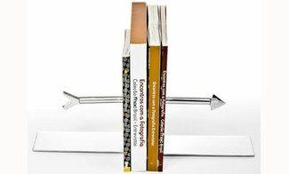 Aparador de livros de alumínio reciclado — EcoDesenvolvimento.org: Sustentabilidade, Meio Ambiente, Economia, Sociedade e Mudanças Climáticas