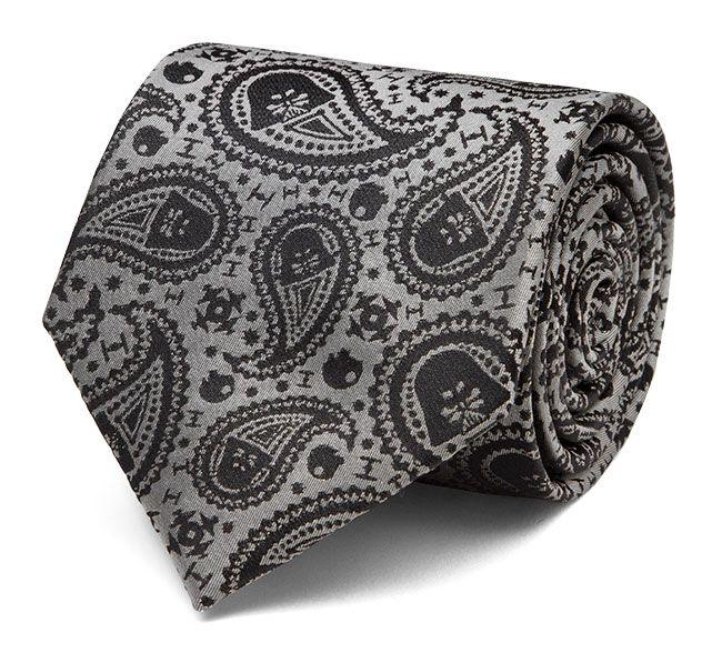 Vader Paisley Silk Tie - Exclusive