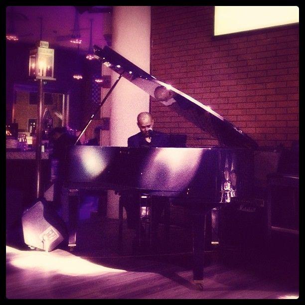 Solo Jazz performance...